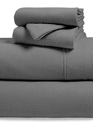 Fleece Sheet Set