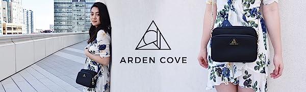 e50967edb929 Arden Cove Mini Anti-Theft Waterproof Cross-Body Bag