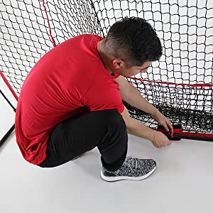 Amazon Com Powernet Baseball And Softball Practice Net 7