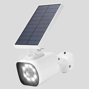 SOLAR SENSOR MOTION SECURITY LIGHTS