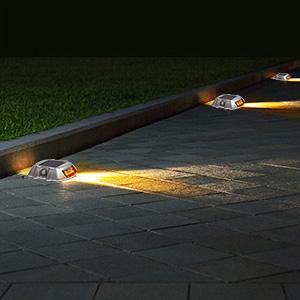solar driveway light