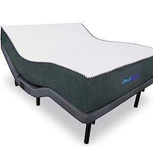iDealBed Mattress and Adjustable Sleep System