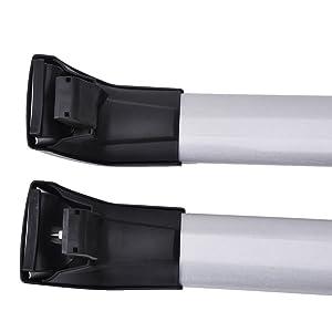 Amazon.com: Barra transversal de aluminio para equipaje de ...