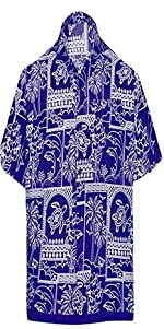 TROPICAL PRINTED CASUAL SHIRTS FOR MEN