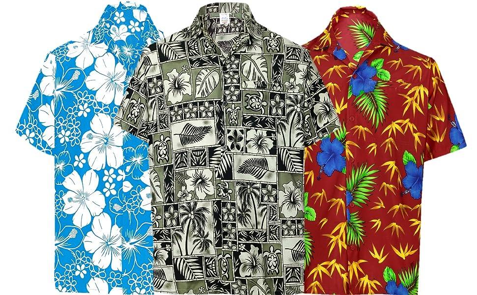 MOST POPULAR BEACH HAWAIIAN SHIRTS FOR MEN