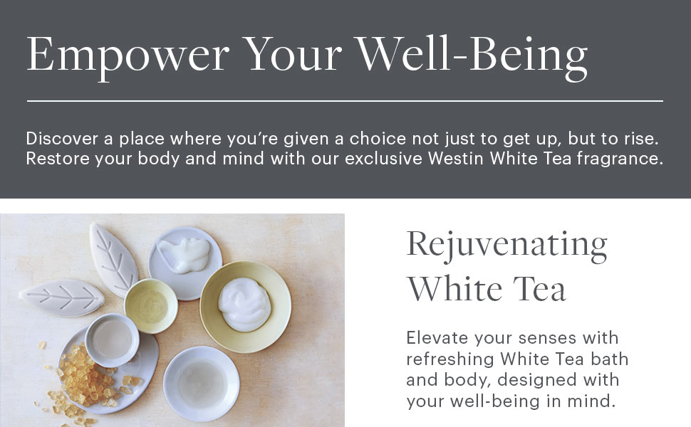 feel well, westin scent, westin hotel scent, westin fragrance, westin signature scent