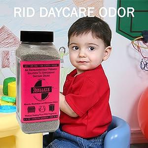 Daycare Odor