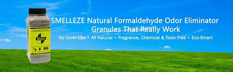 Formaldehyde Odor