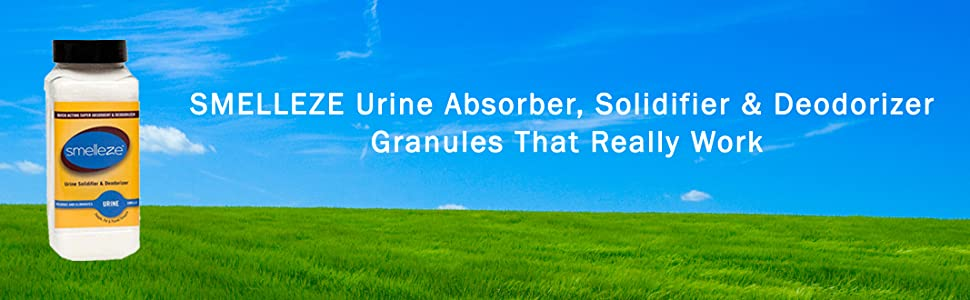 urine absorber & solidifier