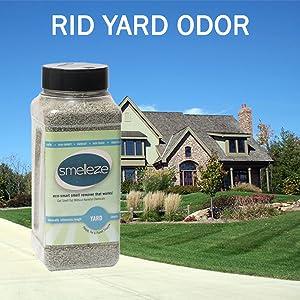 Yard Odor