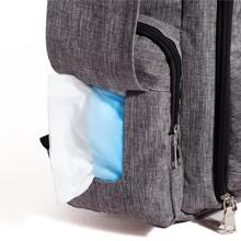 Amazon.com: Bolso cambiador de pañal impermeable ...
