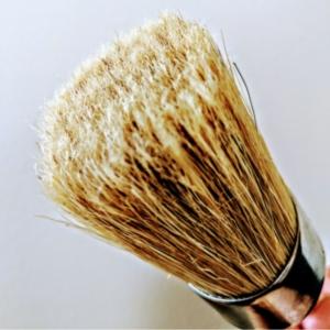 Brossum chalk paint wax brush natural bristles boar hair