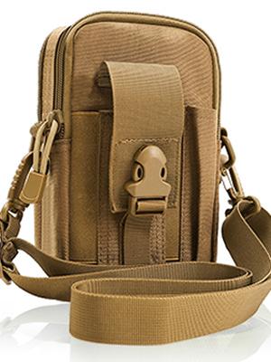 Tactical Molle Pouch EDC Men Belt Waist Bag
