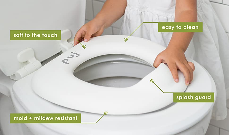 Astonishing Puj Easy Seat Toddler Toilet Training Potty Seat Ring White Pdpeps Interior Chair Design Pdpepsorg