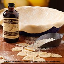 Nielsen-Massey, Vanilla, Extract, Baking, bake, Madagascar-Bourbon, ingredient, Nielsen Massey