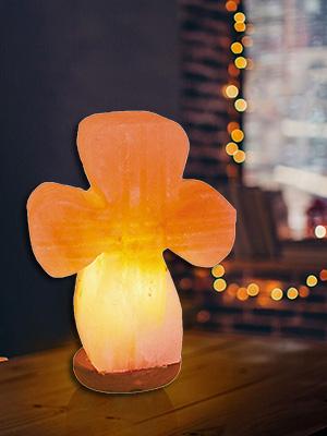 salt lamp cross