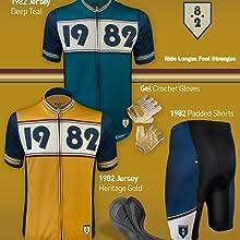 Vintage Cycling Kit a225b8ea0