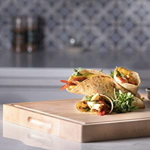 tray,maple cutting,vegetable cutting board,best wooden cutting board,organic maple cutting board