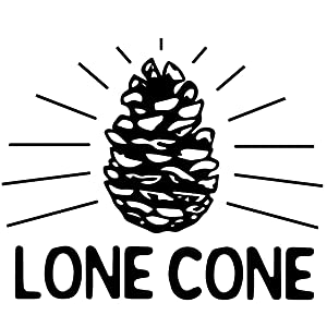 Lone Cone Brand Story Logo