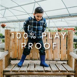 Play Proof Rain Boots