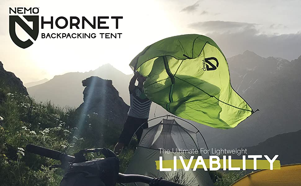 Hornet backpacking tent