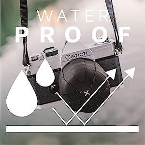 WATER PROOF CAMERA LENS CAP