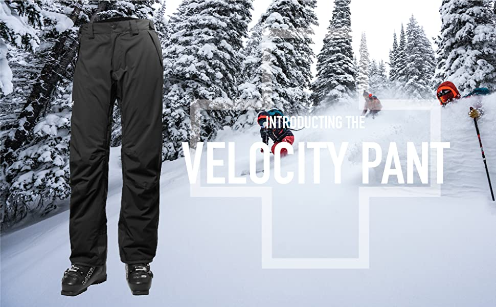 c767a20d167 Amazon.com : Helly Hansen Men's Velocity Insulated Ski Winter Pant ...