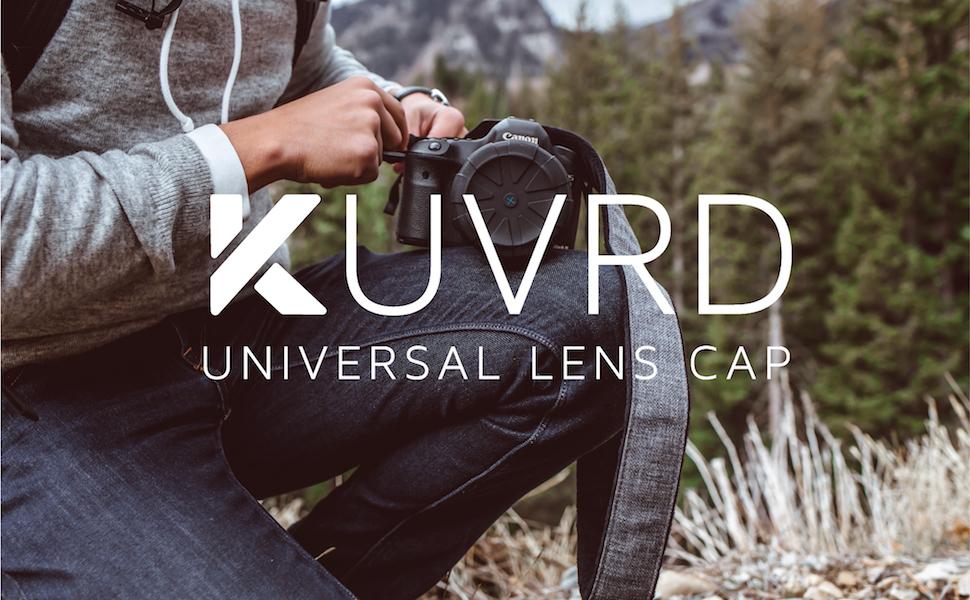 The Universal DSLR lens cap