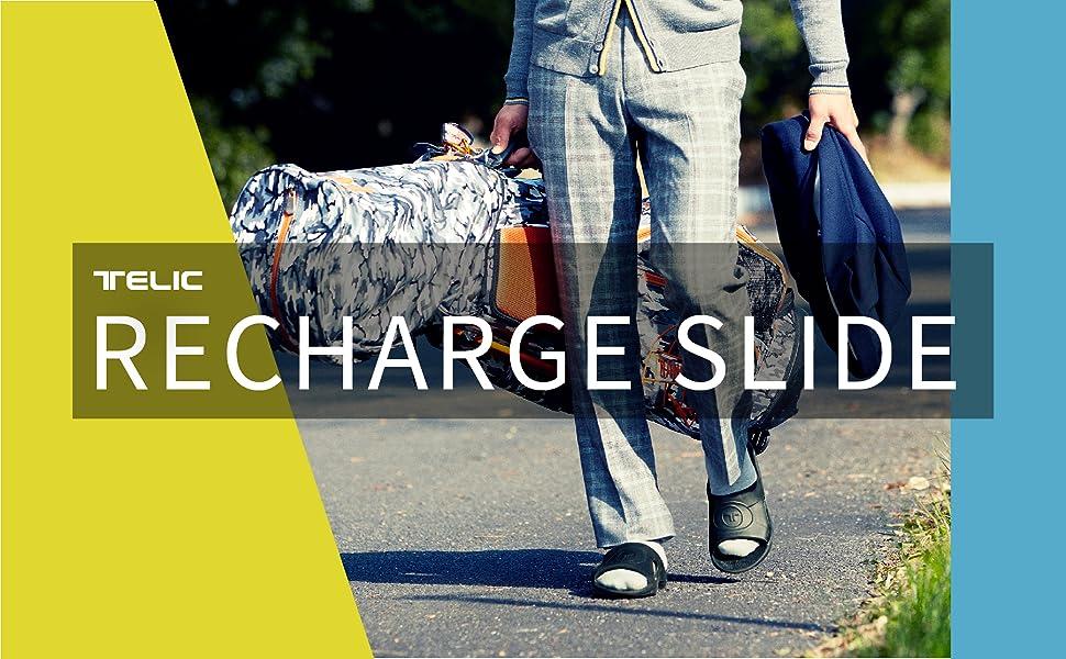 Telic Recharge Slide Sandal