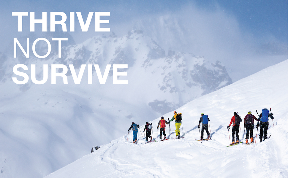Thrive Not Survive Exped Image