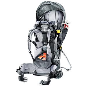 Kid Comfort 3 backsystem