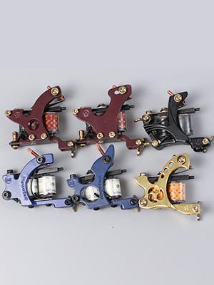 traditional coils tattoo machines liner machine shader machine