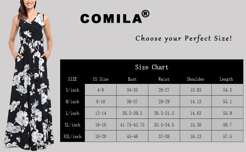fa0d23f5f7a Please refer to the above details size chart before order. Manual  measurement may exist 0.4-0.8 inch difference.