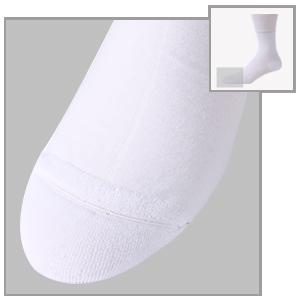 seamless diabetic socks crew