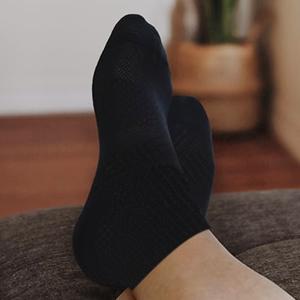 breathable diabetic socks ankle
