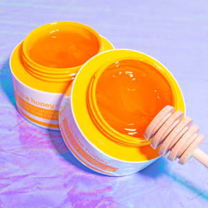 In They Honey Mask two pictured