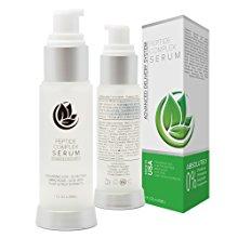 facial cleansing brush - Peptide Complex Serum