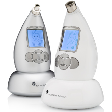 facial cleansing brush - Microderm GLO microdermabrasion system