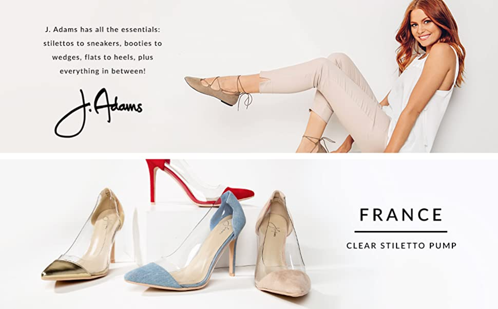 77952a65c09 Product Description. FRANCE STILETTO. CLOSET ESSENTIAL  These classic pointed  toe pumps ...