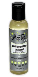 MopTop Clarifying Rescue Treatment - Citrus Medley