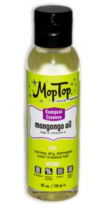 MopTop Mongongo Oil - Kumquat Essence