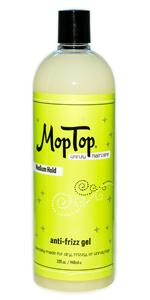 MopTop Salon Medium Hold Gel - Citrus Medley