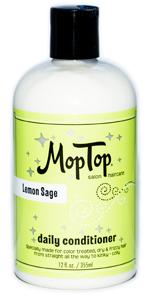 MopTop Daily Conditioner - Lemon Sage