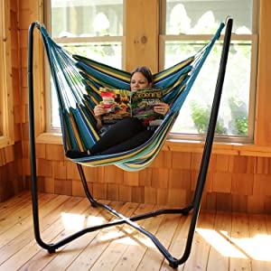 indoor outdoor hammock chair swing
