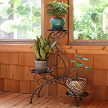 indoor outdoor plant stand