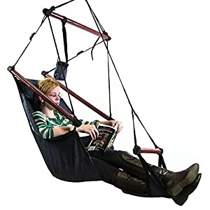 Hanging Hammock Air Chair Features: