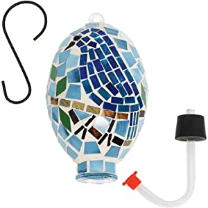 humming bird feeder included pieces