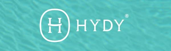 HYDY vacuum insulated stainless steel water bottle, big open mouth, sleeve, keep water cold hot ice