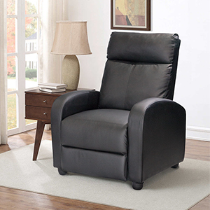 Amazon Com Homall Single Recliner Chair Padded Seat Pu