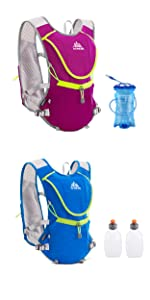 5.5L Hydration Backpack Pack · 8L Running Hydration Vest Backpack · 5L Hydration Vests for Running Marathoner · 5L Hydration Pack Marathoner Backpack